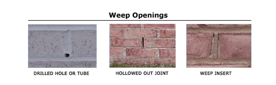 why ventilation brickvent vents bricks as a moisture control system