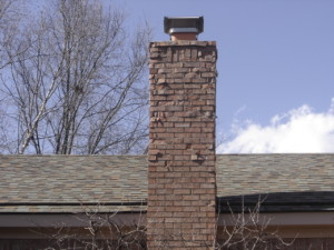 Spalling Chimney Indianapolis